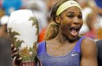 Serena Williams se corona por primera vez en Cincinatti - Noticias de serena williams