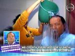 Video:´Melcochita´ y su Ice Bucket Challenge - Noticias de nadine heredia