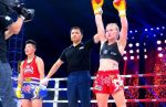 Valentina Shevchenko ganó importante torneo en China - Noticias de la china