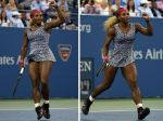 US Open: Serena Williams y su imponente físico ya están en semifinales - Noticias de chris evert