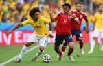 Brasil vs. Colombia: sigue en vivo este amistoso internacional - Noticias de brasil 2014