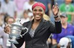 Serena Williams se corona en el US Open y hace historia - Noticias de chris evert