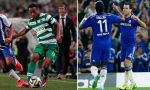 Chelsea vs. Sporting Lisboa: blues chocan contra André Carrillo por Champions League - Noticias de andre carrillo