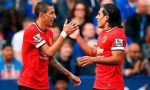 Manchester United vs. Everton: 'Red Devils' buscan recuperar terreno en la Premier League - Noticias de angel di maria