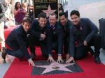 New Kids On The Block ya tiene su estrella en Hollywood - Noticias de new kids on the block