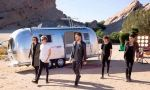 One Direction alegra a sus fans con primeras imágenes de 'Steal My Girl' (VIDEO) - Noticias de harry styles