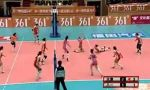 YouTube: En China se disputó el punto más largo de la historia del Voleibol - Noticias de voley mundial