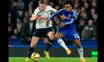 Chelsea vs. Tottenham: blues y spurs chocan por Premier League - Noticias de aaron lennon