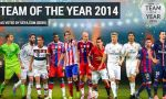UEFA: tres sudamericanos presentes en su once ideal del 2014 - Noticias de angel di maria