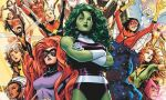 Marvel anuncia A-Force, primer cómic exclusivo de las Vengadoras - Noticias de scarlet witch