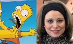 Claudia Motta, la voz de Bart Simpson, está en Lima - Noticias de apple