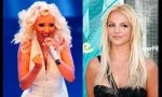 YouTube: Mira a Christina Aguilera imitando a Britney Spears - Noticias de britney spears