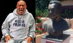 Disney retiró la estatua de Bill Cosby por denuncias de abuso sexual - Noticias de violacion