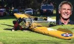 Harrison Ford reaparece tras accidente aéreo - Noticias de harrison ford