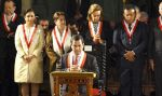 Ceremonias, selfies y presencia popular - Noticias de te deum