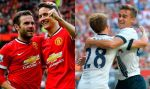 Manchester United ganó 1-0 al Tottenham en su debut en Premier League 2015/2016 | VIDEO - Noticias de radamel falcao