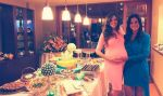 Facebook: Anna Carina Copello festejó su baby shower junto a su familia | FOTOS - Noticias de anna carina copello