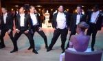 YouTube: mira el baile de boda que se ha vuelto viral en Internet  - Noticias de dave smith