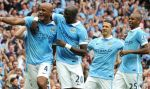 Manchester City ganó 2-0 al Everton en Premier League - Noticias de manuel pellegrini