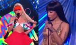 Nicki Minaj insultó a Miley Cyrus durante los MTV Video Music Awards | VIDEO  - Noticias de mtv video music awards