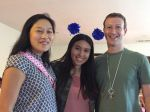 Facebook: Mark Zuckerberg y su esposa celebraron un 'baby shower' sorpresa - Noticias de alumnos