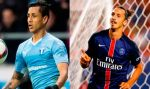 PSG ganó 2-0 al Malmö FF de Yotún en Champions League | VIDEO - Noticias de edinson cavani