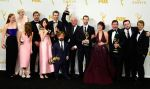 Game of Thrones y Veep arrasan en los Emmy 2015 | FOTOS Y VIDEO - Noticias de glee