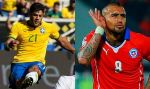 Chile venció 2-0 a Brasil en el debut por las Eliminatorias a Rusia 2018 | VIDEO - Noticias de daniel alves