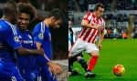 Chelsea cayó por 1-0 ante el Stoke City en Premier League | VIDEO - Noticias de radamel falcao