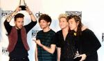 One Direction triunfa en los American Music Awards sin Zayn Malik - Noticias de brit awards 2015