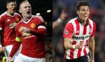 Manchester United vs. PSV Eindhoven EN VIVO ONLINE empatan 0-0 por Champions League - Noticias de wayne rooney