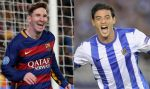 Con Lionel Messi, Barcelona ganó 4-0 a Real Sociedad en Liga BBVA | VIDEO - Noticias de enrique iglesias