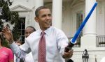 Obama finaliza conferencia para irse a ver 'Star Wars: Episodio VII' | VIDEO - Noticias de spiderman