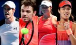 Andy Murray sigue firme en el Australian Open | DÍA 6 - Noticias de maria sharapova