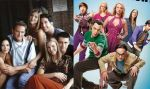 Actores de 'Friends' y 'The Big Bang Theory' se reúnen por primera vez |FOTO - Noticias de the big bang theory