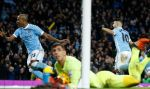 Manchester City es finalista de la Capital One Cup tras vencer 3-1 a Everton  - Noticias de manuel pellegrini