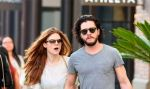 Game of Thrones: 'Ygrette' y 'Jon Snow' fueron captados besándose fuera de pantallas | FOTO - Noticias de game of thrones