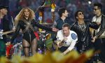 Coldplay, Beyoncé y Bruno Mars sorprendieron en el entretiempo del Super Bowl 2016 | FOTOS - Noticias de super bowl