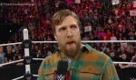 WWE: Daniel Bryan se despidió de la lucha libre profesional en Monday Night Raw | VIDEOS - Noticias de wwe