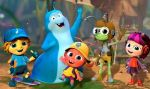 "Netflix anuncia el lanzamiento de serie infantil ""Beat Bugs"" 