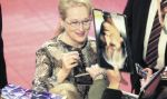 "Meryl Streep: ""Es un honor ser presidenta del jurado en la Berlinale"" - Noticias de hollywood"
