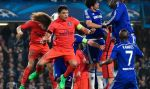 PSG venció 2-1 al Chelsea y saca ligera ventaja en octavos de final de Champions League | VIDEO - Noticias de diego costa