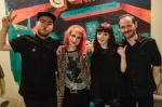 """Bury It"" junta a Chvrches con Hayley Williams			 Vocalista de Paramore es la invitada en reedición del álbum ""Every Open Eye""  			 - Noticias de conciertos 2015"